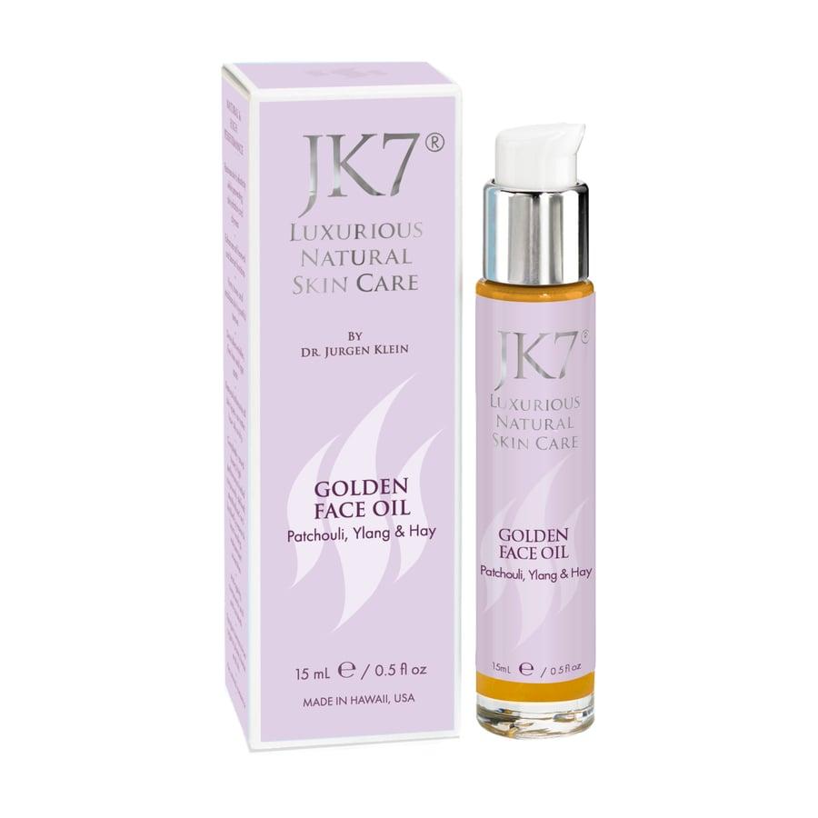 Image of JK7 Golden Face Oil