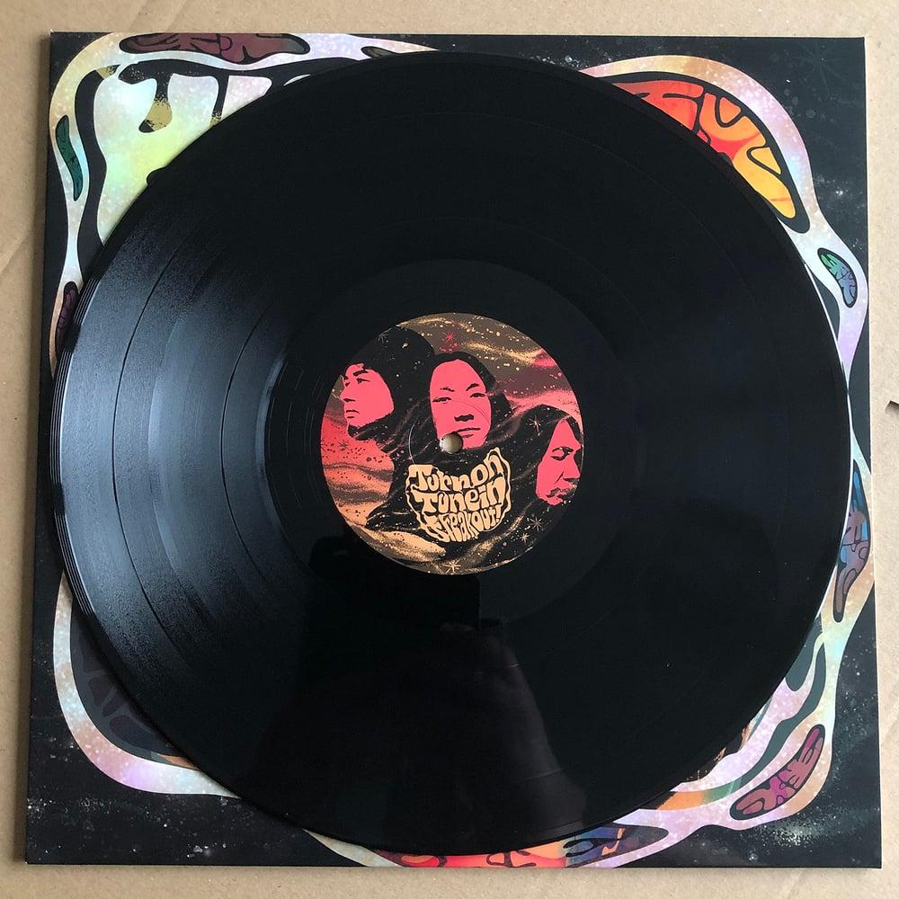 HIBUSHIBIRE 'Turn On, Tune In, Freak Out! Black Vinyl LP