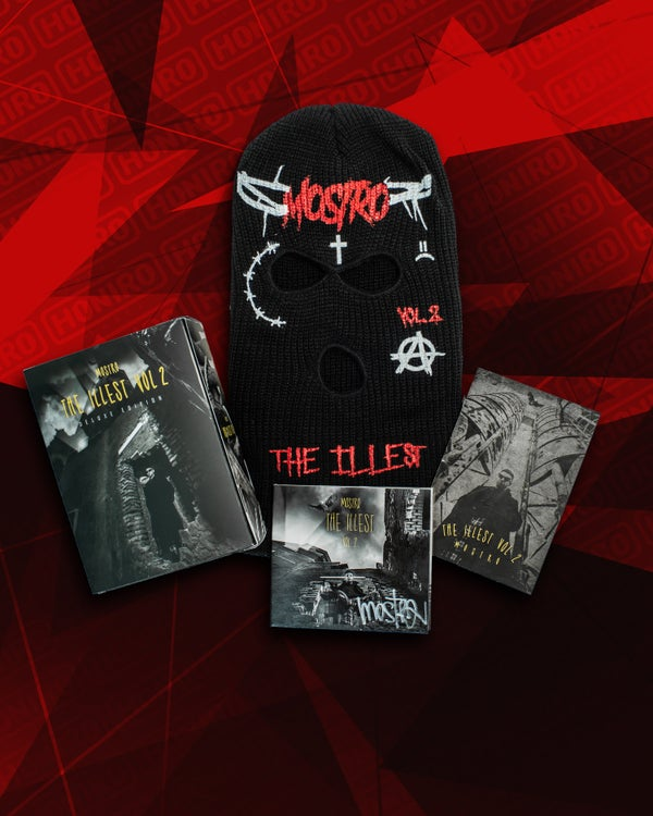 MOSTRO - THE ILLEST 2 SPECIAL PACK - HONIRO STORE