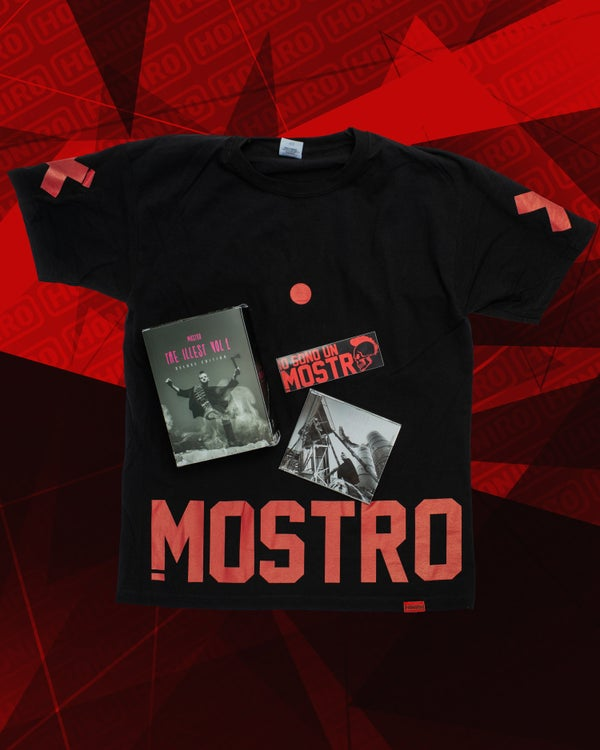 MOSTRO - THE ILLEST 1 SPECIAL PACK - HONIRO STORE
