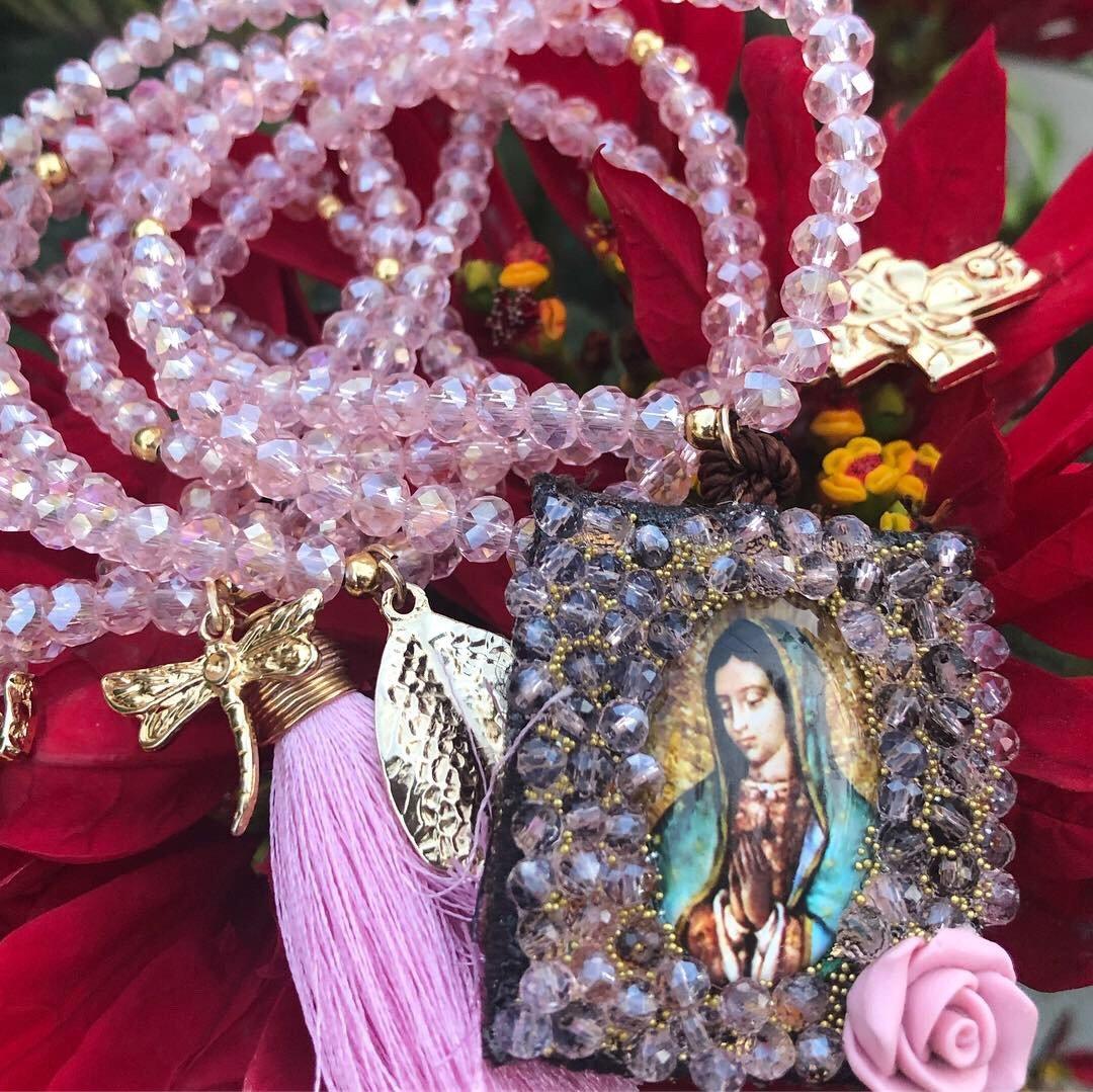 Semanario Rosa (Clear Pink)