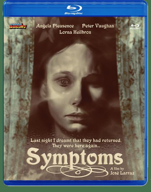 Image of SYMPTOMS - retail edition
