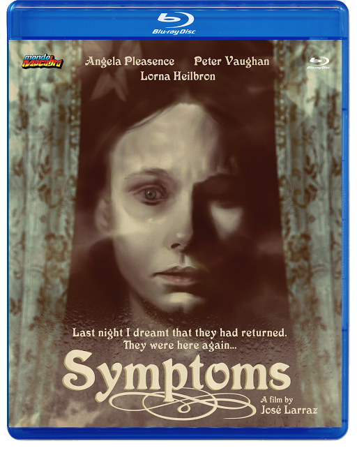 Image of SYMPTOMS - retail edition