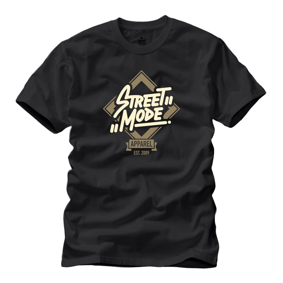 Image of Street Mode Tee (Black)