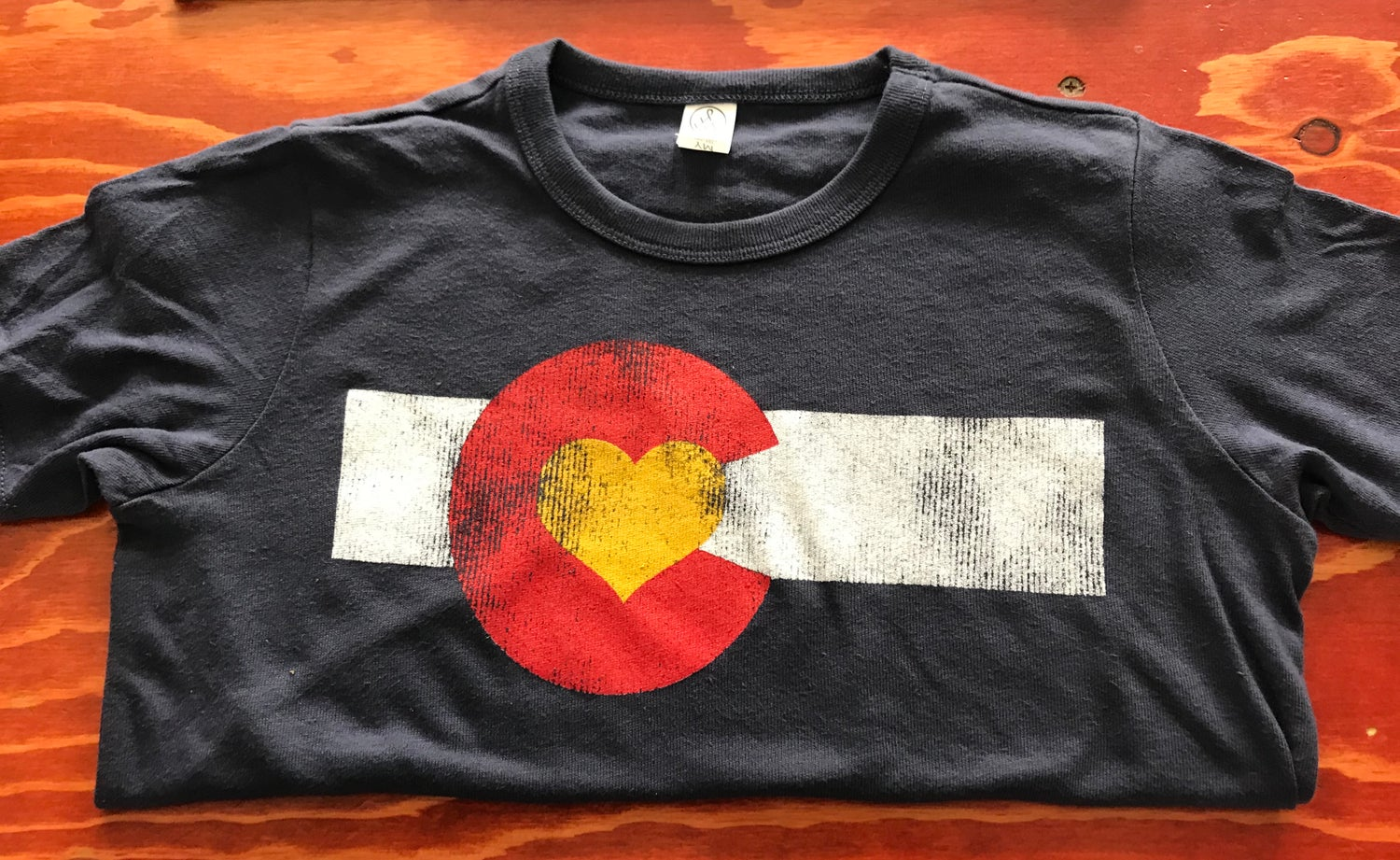 Image of Youth Tee- Vintage Navy