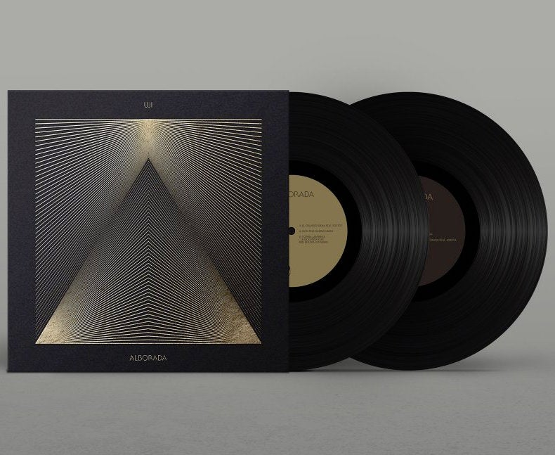 Image of Uji - Alborada - Double LP