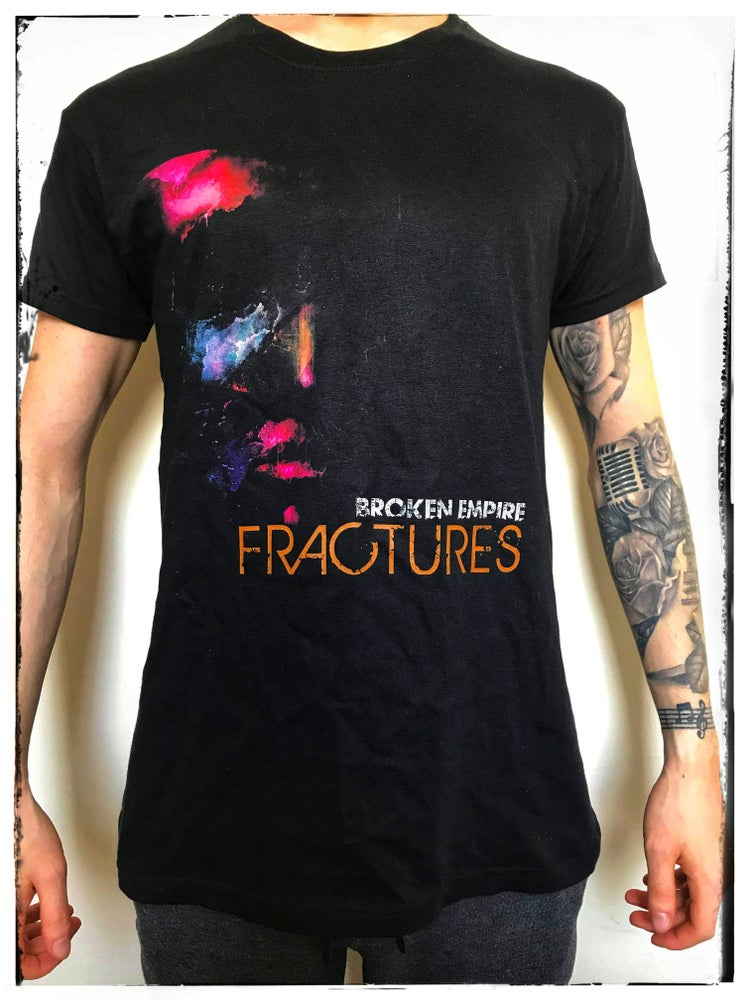 Image of Fractures Tee