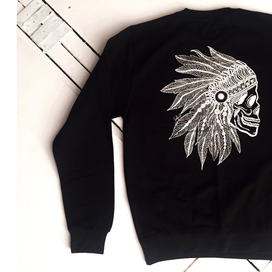 Image of CHIEF TSHIRTS / SWEATSHIRT / LONGSLEEVE