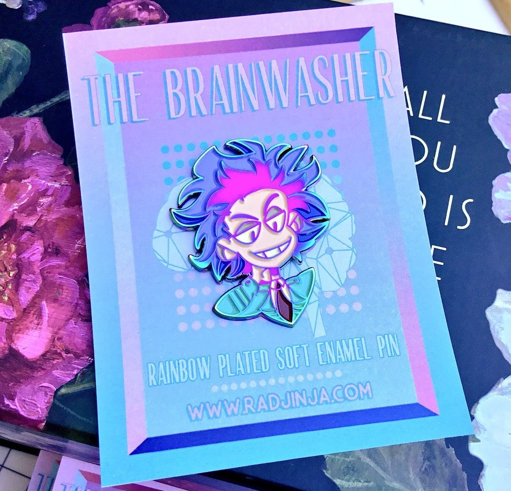 Image of RAINBOW BRAINWASHER