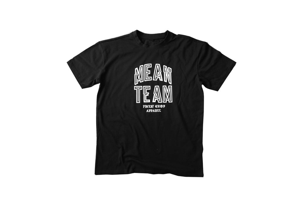 "Image of ""MEAN TEAM"" - Heavy T-Shirt"