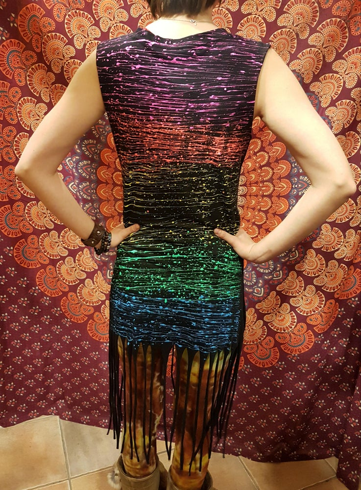 Image of Splatter Dress