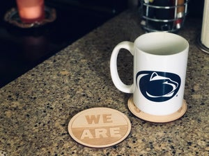 Image of We Are wood Magnet/Coaster