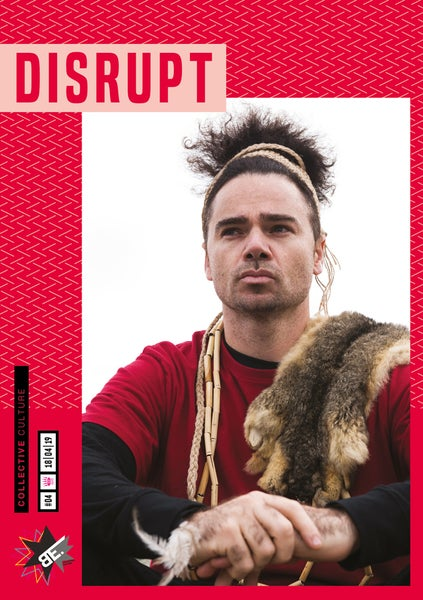 Image of DISRUPT MAG