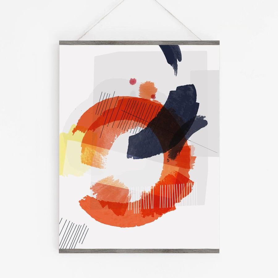 Image of Nucleus No. 1 Art Print