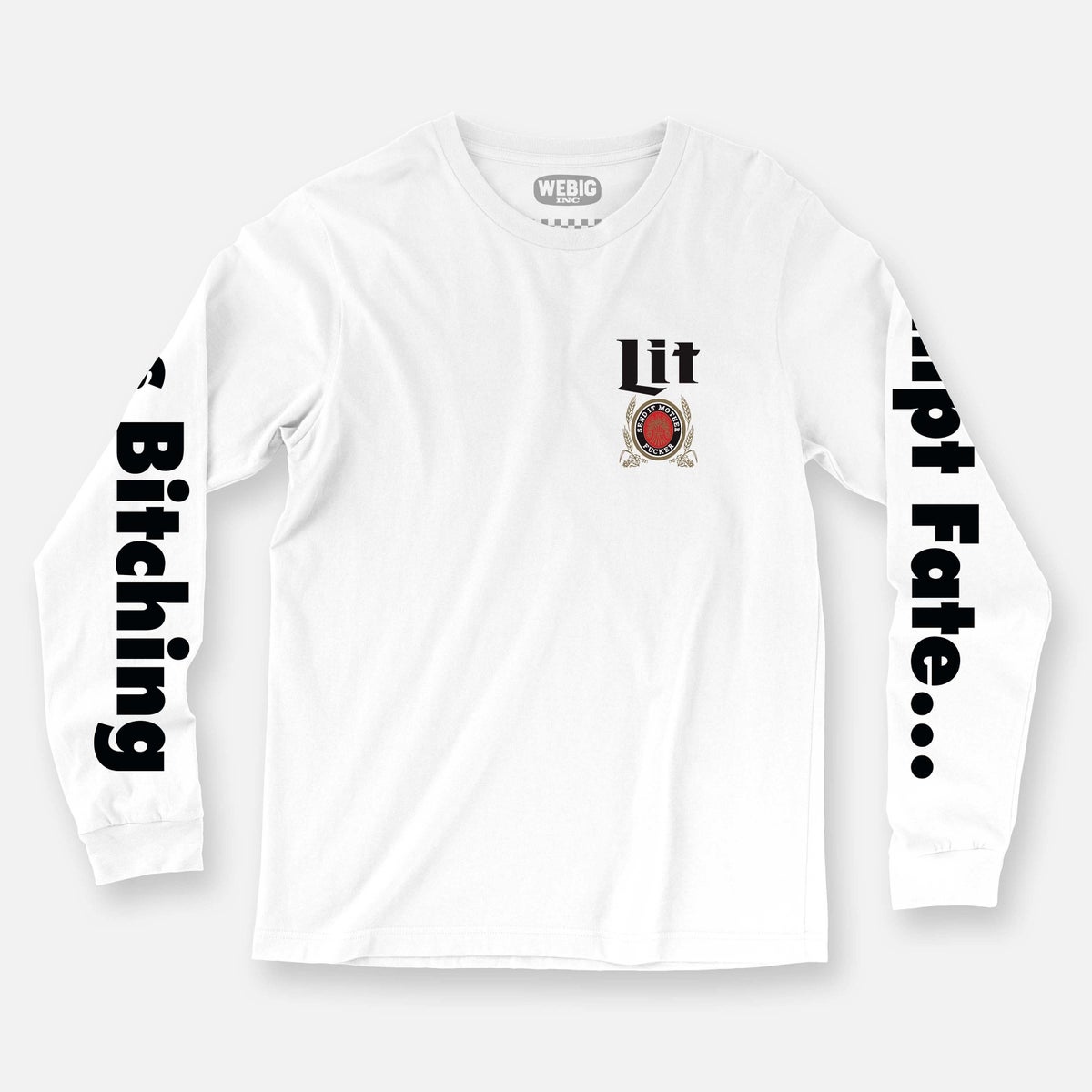 Image of LIT LONG SLEEVE TEE