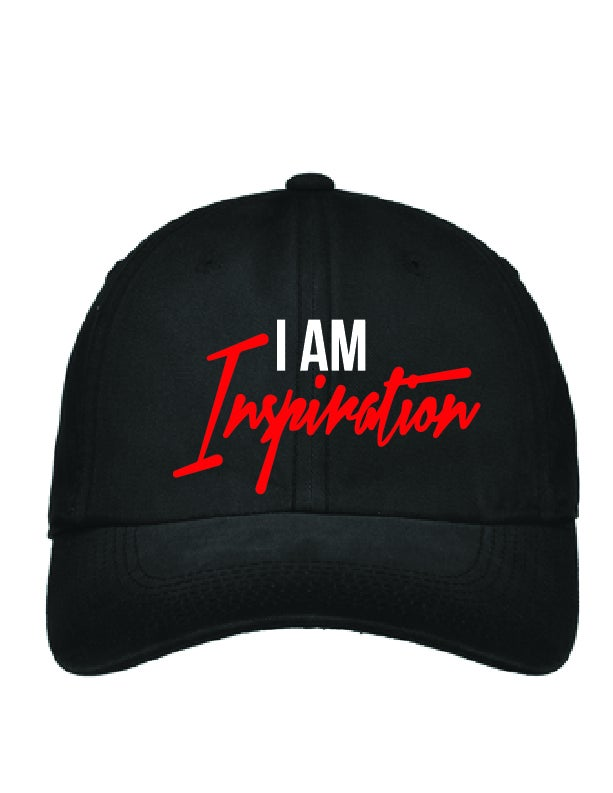Image of I AM INSPIRATION (hat)