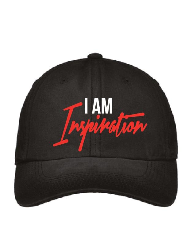 I AM INSPIRATION (hat)