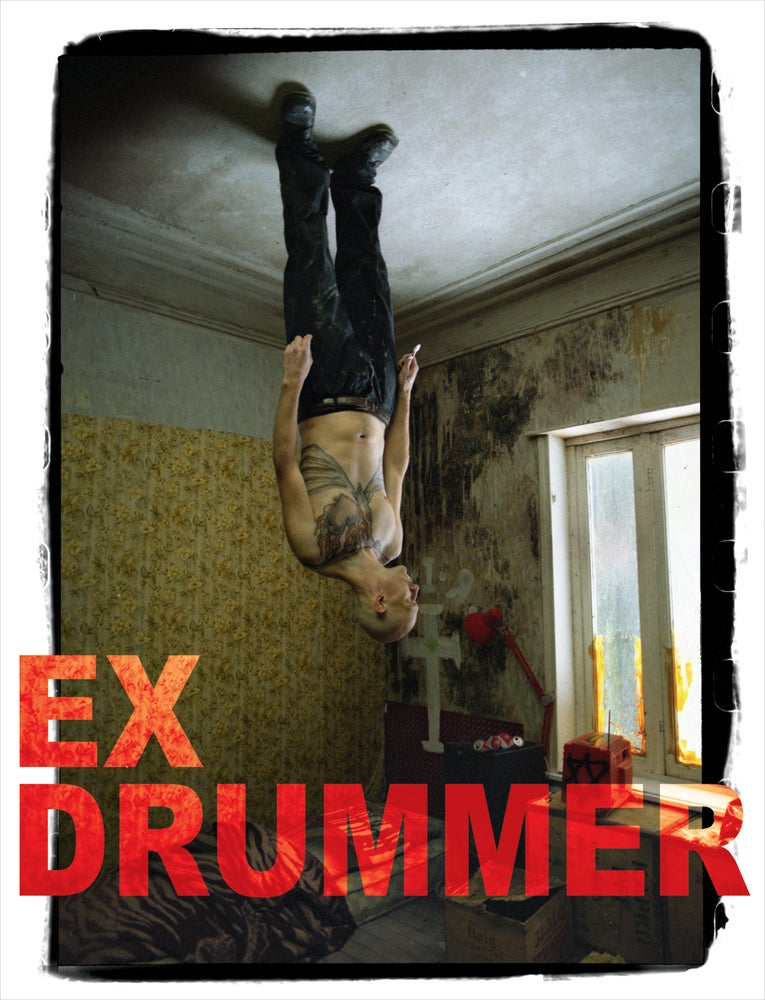 Image of EX-DRUMMER (BLU-RAY)
