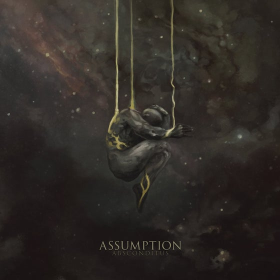 Image of Assumption • Absconditus (Black Vinyl)