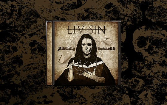 Image of Liv Sin - CD Burning Semons (CD)