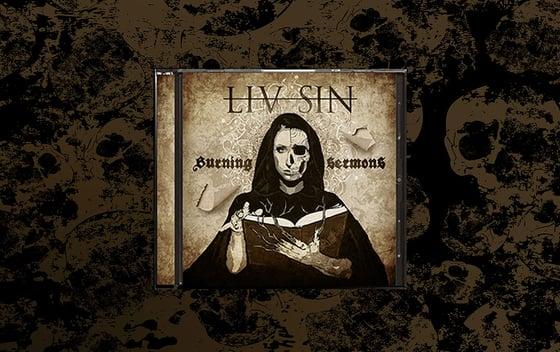 Image of Liv Sin - CD Burning Semons (CD)