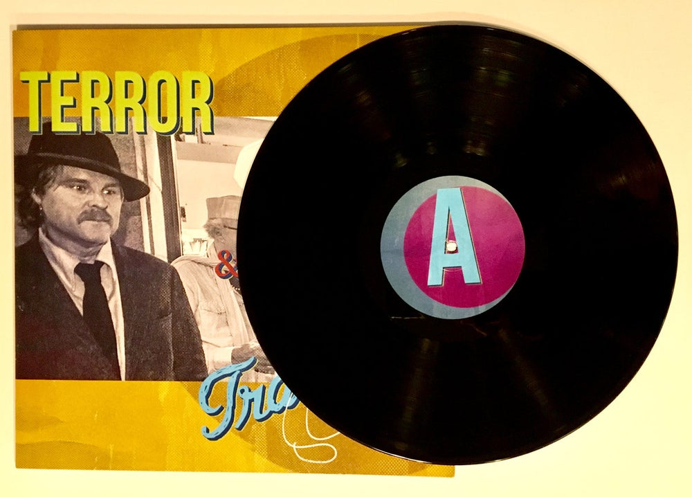 Image of Nicolai Dunger - Terror & Tradition (Signed Vinyl)