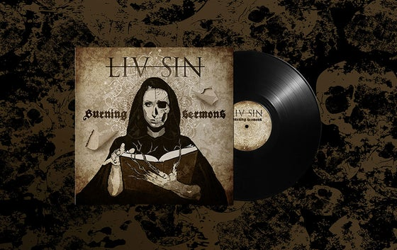 Image of Liv Sin - Vinyl Burning Sermons (Vinyl)