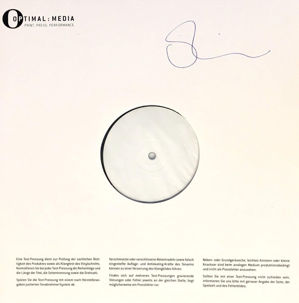 Image of Nicolai Dunger – Arkebuseringen Av Egot (Signed Vinyl Test Pressing)
