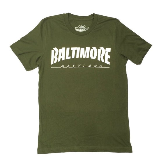 Image of Baltimore Thrasher shirt