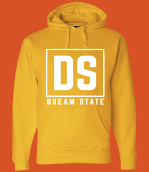Image of Yellow DS Hoodie