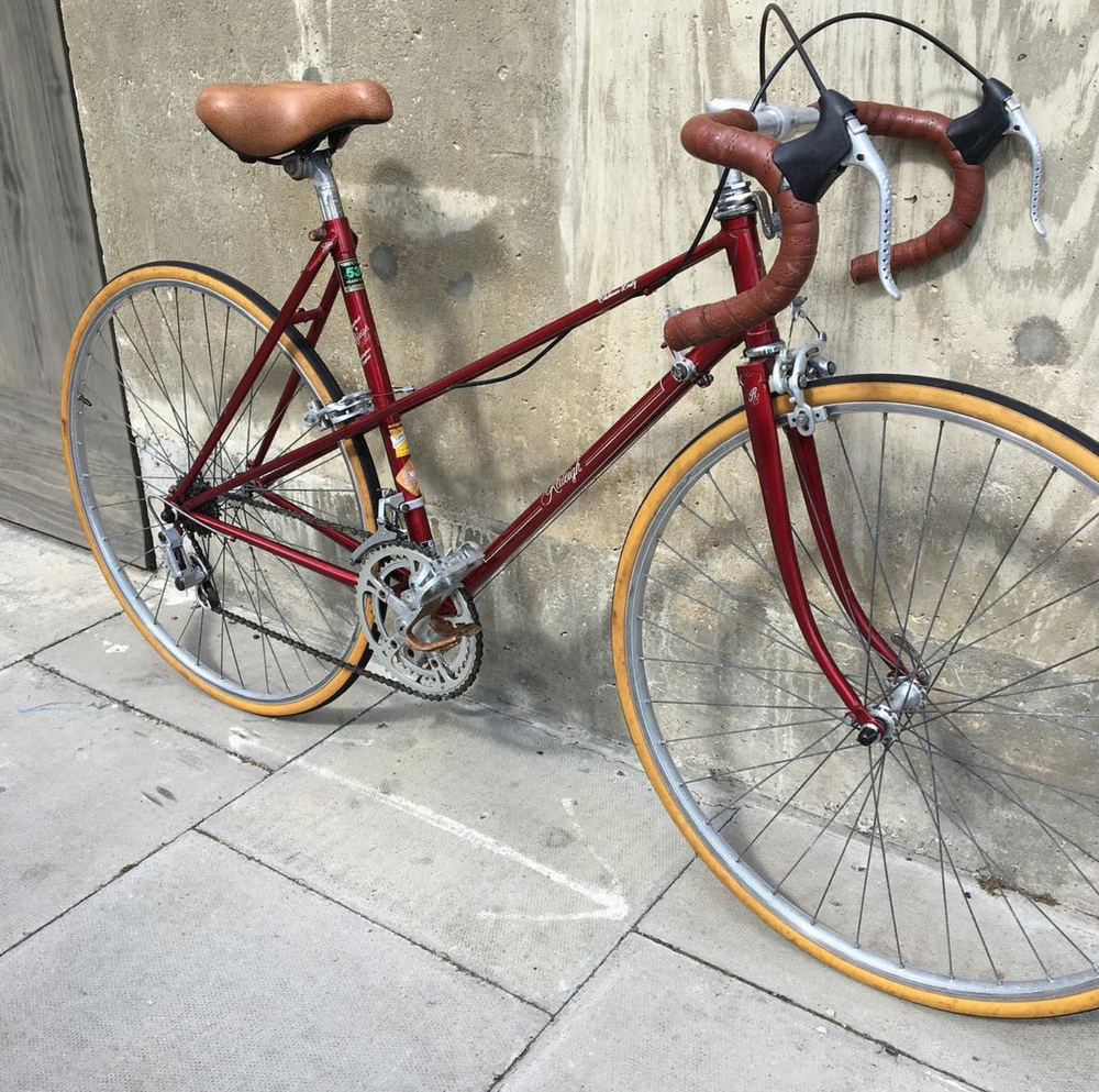 Image of Raleigh Clubman Lady.  Reynolds 531 Tubing.  50 cm seat tube, 55cm top tube.