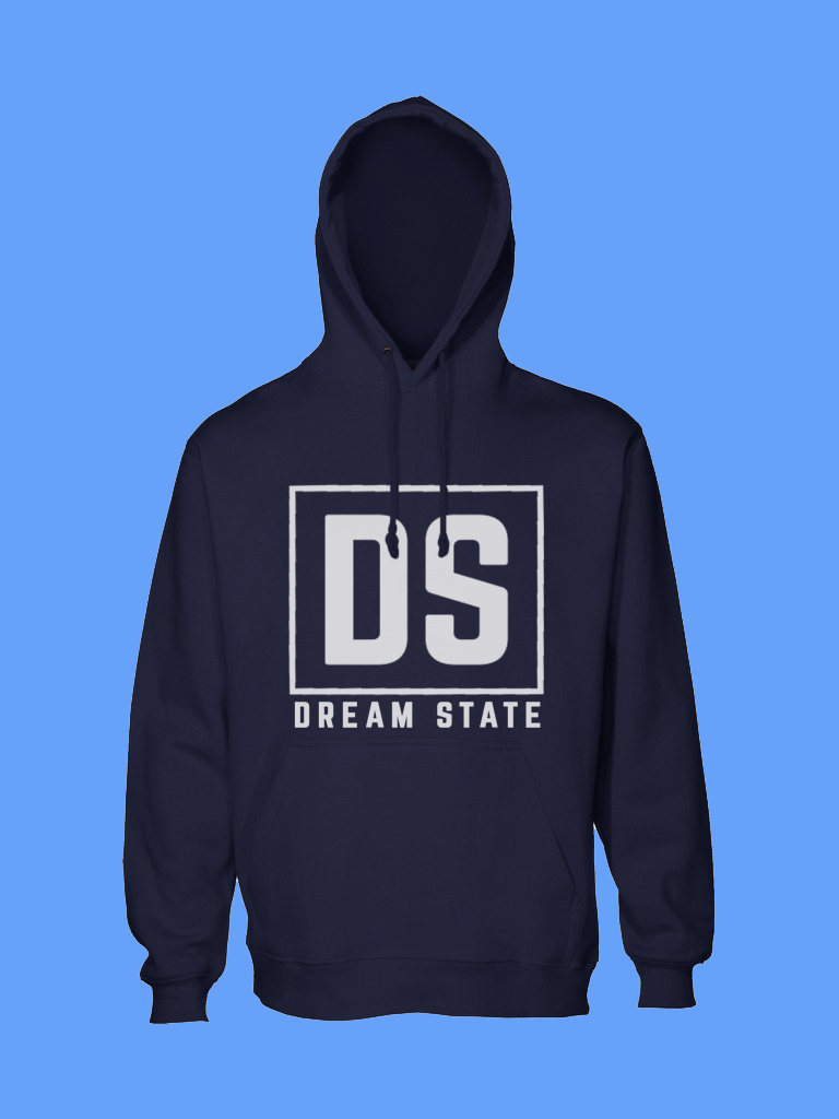 Image of Blue DS Hoodie