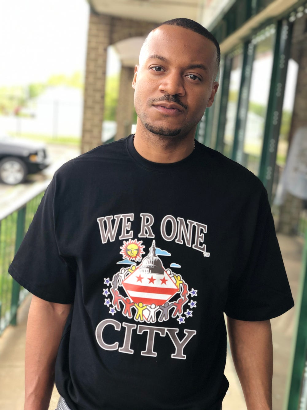 Image of WE R ONE®️ CITY DC TEE