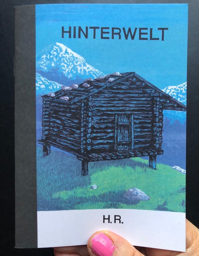 Image of Helge Reumann / Hinterwelt