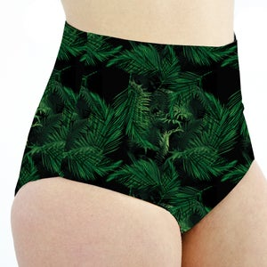 Image of Palms High Waisted Cheeky Shorts