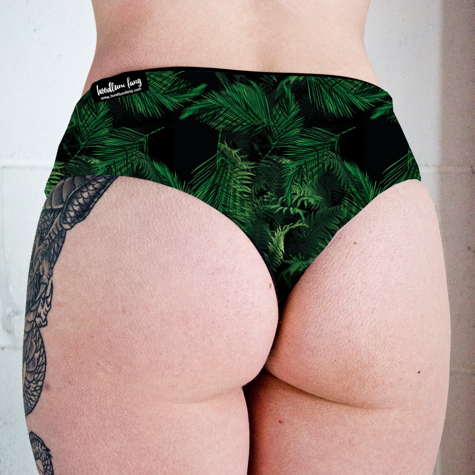 Palms Low Rise Peachy Thong Shorts