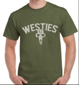 Image of Westie Graffiti T-Shirt