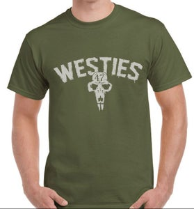 Image of Westie Graffiti T-Shirt