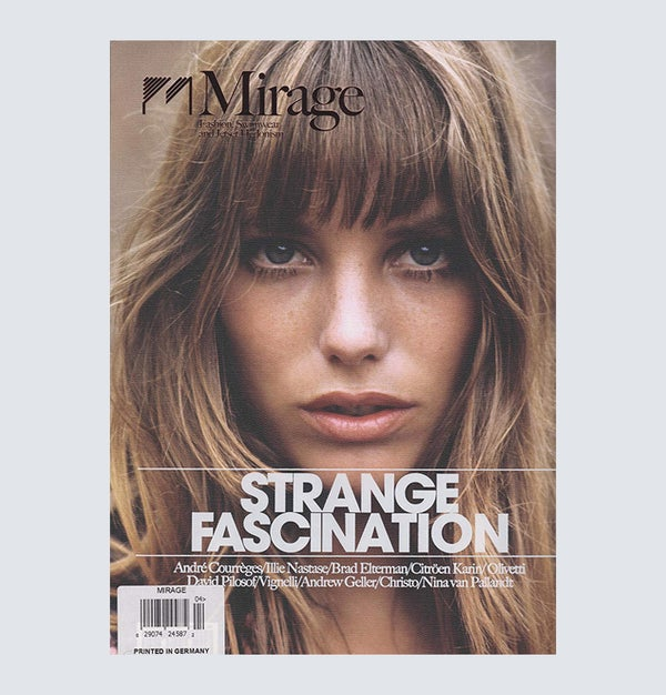 Image of PURIENNE MIRAGE MAGZINE #4 - LAST COPY