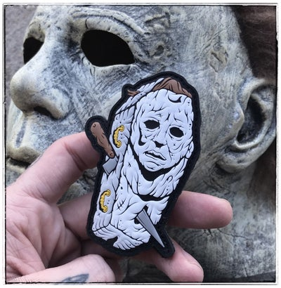 Image of Mikey Killer Coffin patch