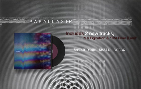 Image of Parallax EP ::: PRE ORDER