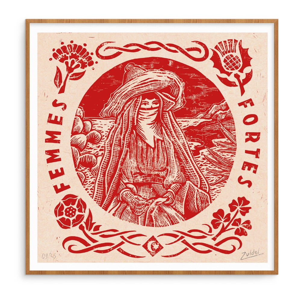 Image of FEMMES FORTES