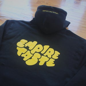 Image of Wealth Within Hoodie (Black)