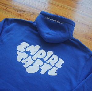 Wealth Within Hoodie (Blue)