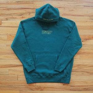 Image of Wealth Within Hoodie (Green)