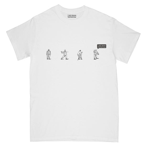 Image of Tai Chi T-Shirt (White)