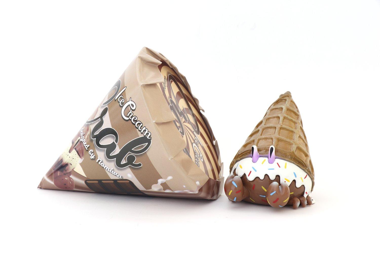 Image of ICE CREAM CRAB (CHOCOLATE EDITION)