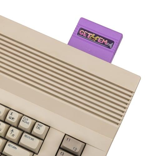 Image of Get 'Em DX (Commodore 64)