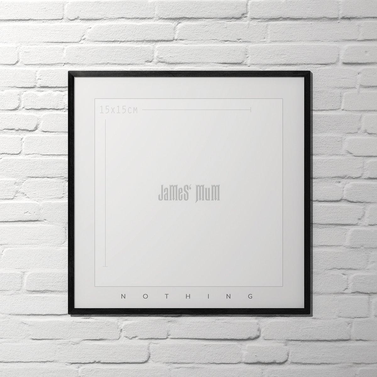 "Image of ""Nothing"" - Album CD"