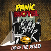 Image of Panic Motel - End Of The Road - 2nd EP - CD